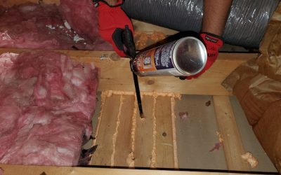 Air Sealing, the Easy Way to Save Money