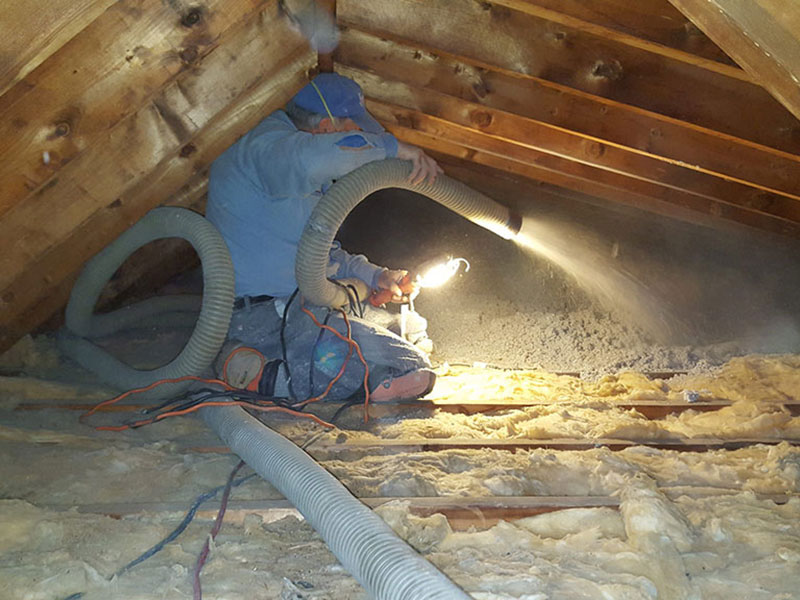 What type of insulation should I have in my attic?